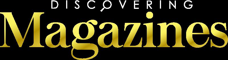 Discovering Magazines Logo